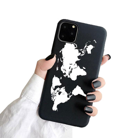 Coque Travel - Black & White