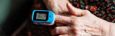 Should You Use a Simple Pulse Oximeter to Detect COVID-19 Symptoms?