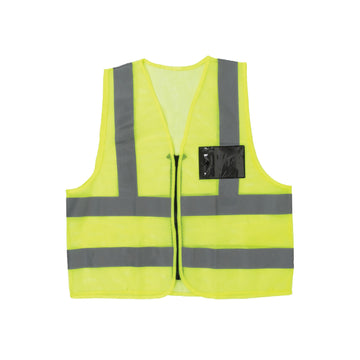 Airtex Reflective Lime Jacket