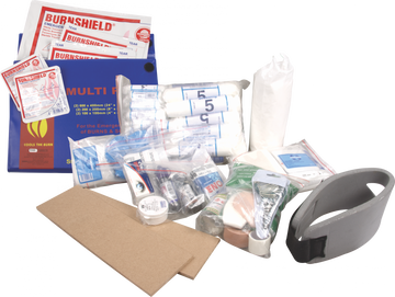 First Aid Office Refill Kit - Factory