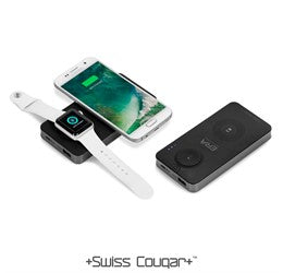 Swiss Cougar Barcelona 5000mah Wireless Power Bank
