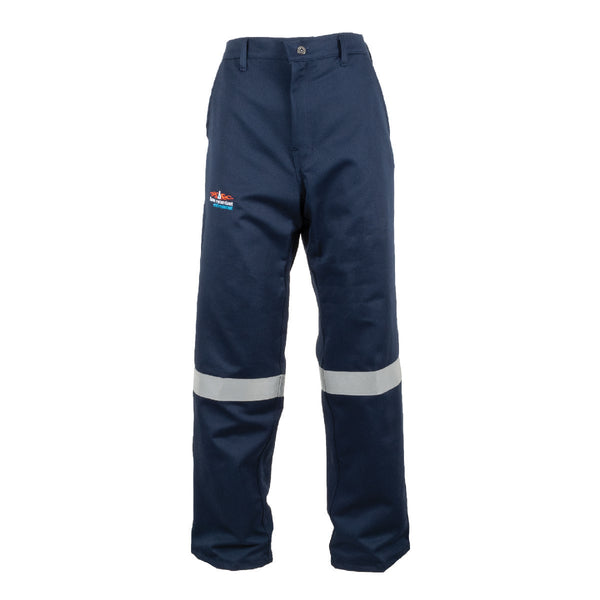 Flame and Acid Resistant Reflective Work Trousers - HK Brand Expert Ta\ChemOnline SA