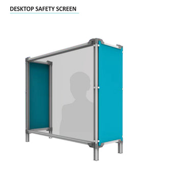 Desk Safety Screen