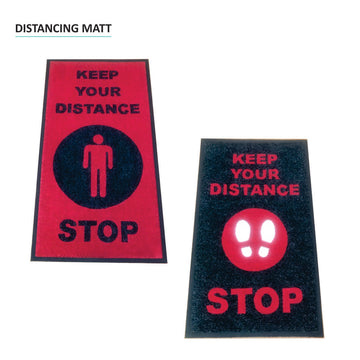 Keep your distance Matts