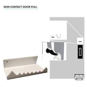 Non Contact Door Pully