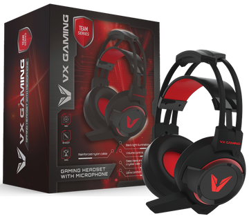 VX Gaming Gaming Headset with Mic