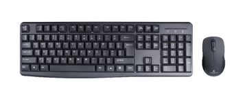 Volkano Krypton Wireless Keyboard & Mouse Combo