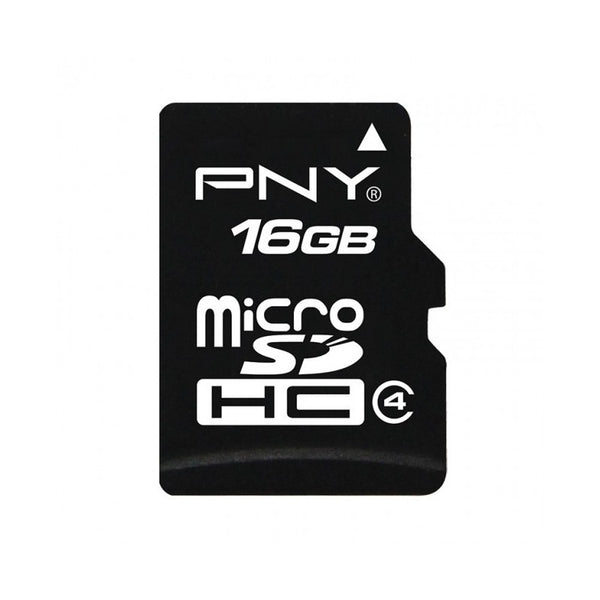 PNY- 16GB / 32GB/ 64GB *MICRO SD* Card - CLASS 10 - with SD Adapter