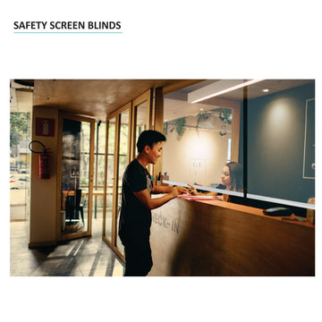Safety Shield Blind PLUS