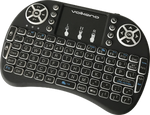 Volkano SMART TV REMOTE CONTROL WITH KEYBOARD & TOUCHPAD