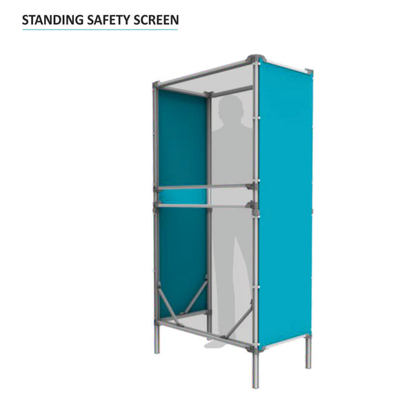 Standing Safety Screen - HK Brand Expert Ta\ChemOnline SA