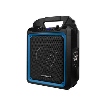 "Volkano X Heavy series 6.5"" speaker with wired mic"