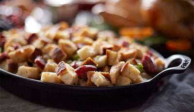 Beef Summer Sausage Stuffing Recipe