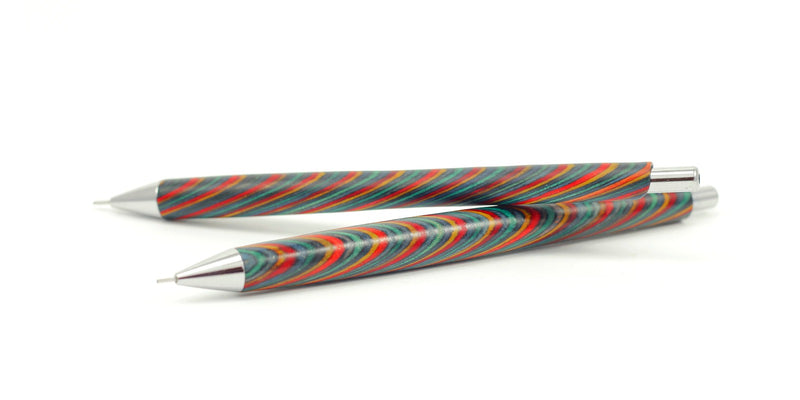 Cinque Terre Mechanical sketch Pencil 0.5,0.7,0.9 mm  Engineered Colored Laminated WRITING INSTRUMENT