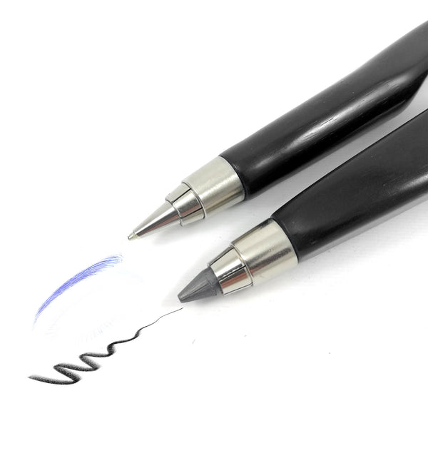 Ballpoint converter for 5.6mm clutch pencils.