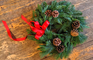 DIY Christmas Wreath Kit - CLASSIC
