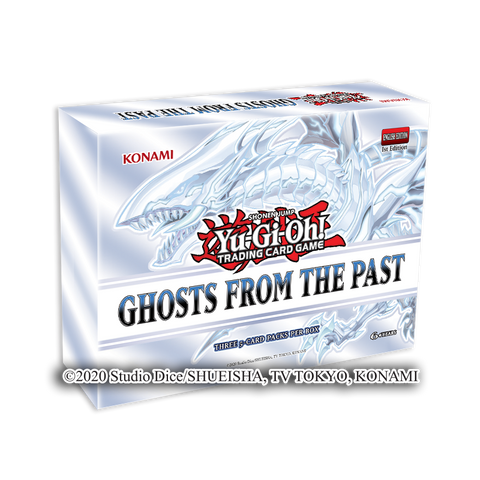 Ghost From The Past Case (10 Displays) 4/16