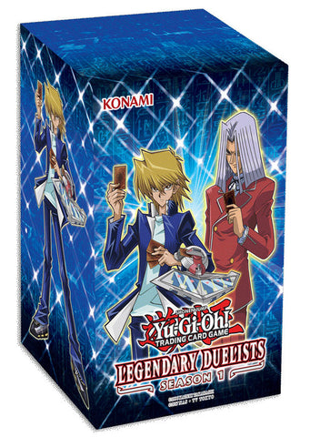 LEGENDARY DUELISTS: SEASON 1  Case (6 Displays)