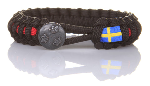 Thin Red Line Brandman - Tre Kronor