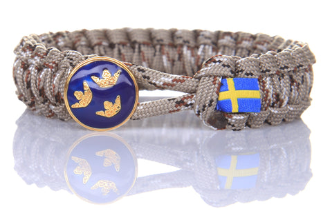 Svensk Soldat Öken Camo - Royal Crown