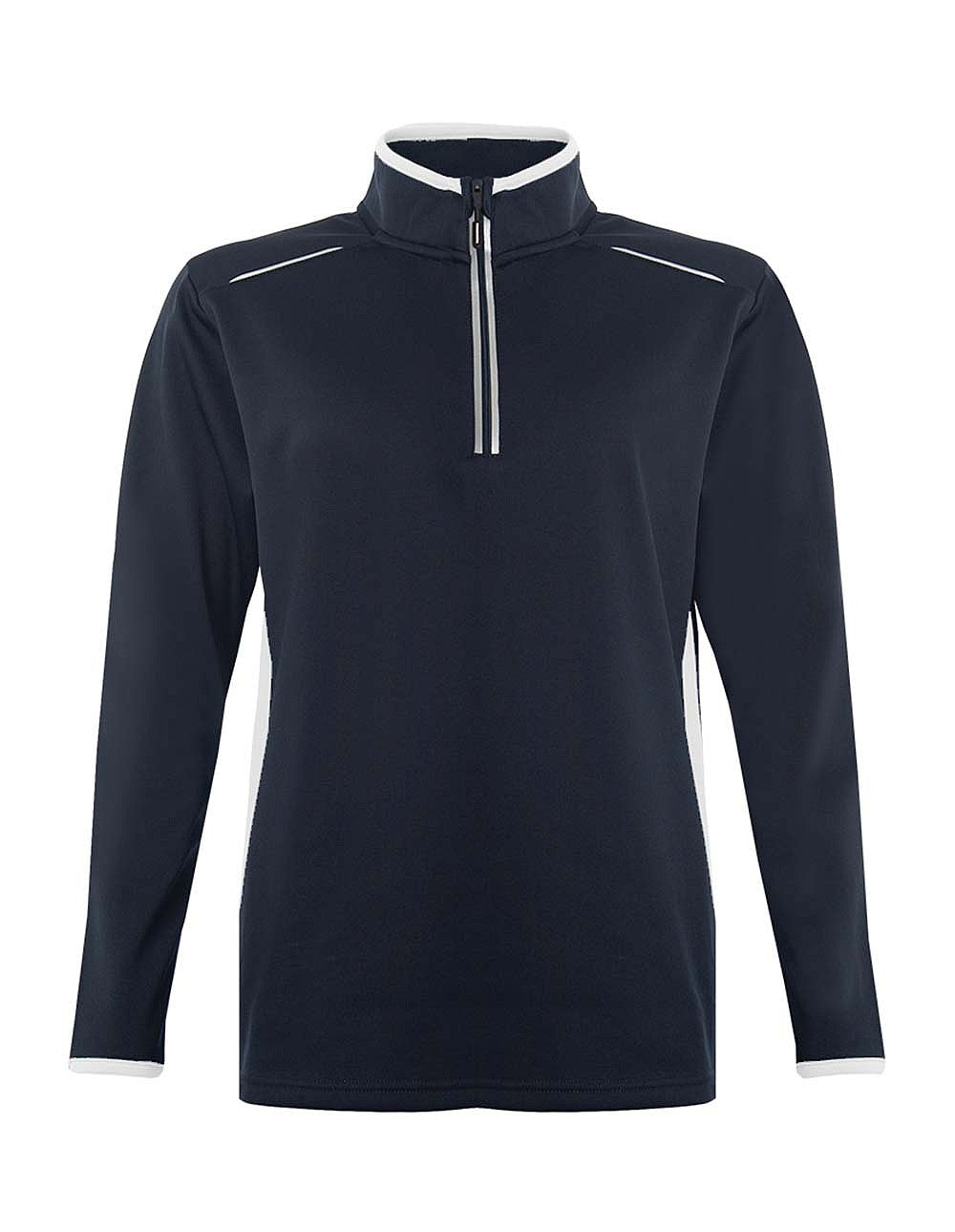 Eskdale School Embroidered  Quarter Zip Top