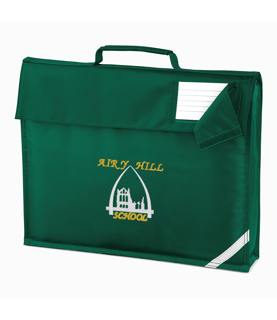 Airy Hill Book Bag