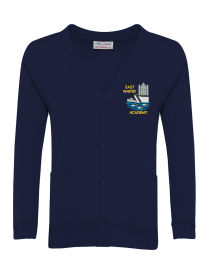 East Whitby Academy Cardigan