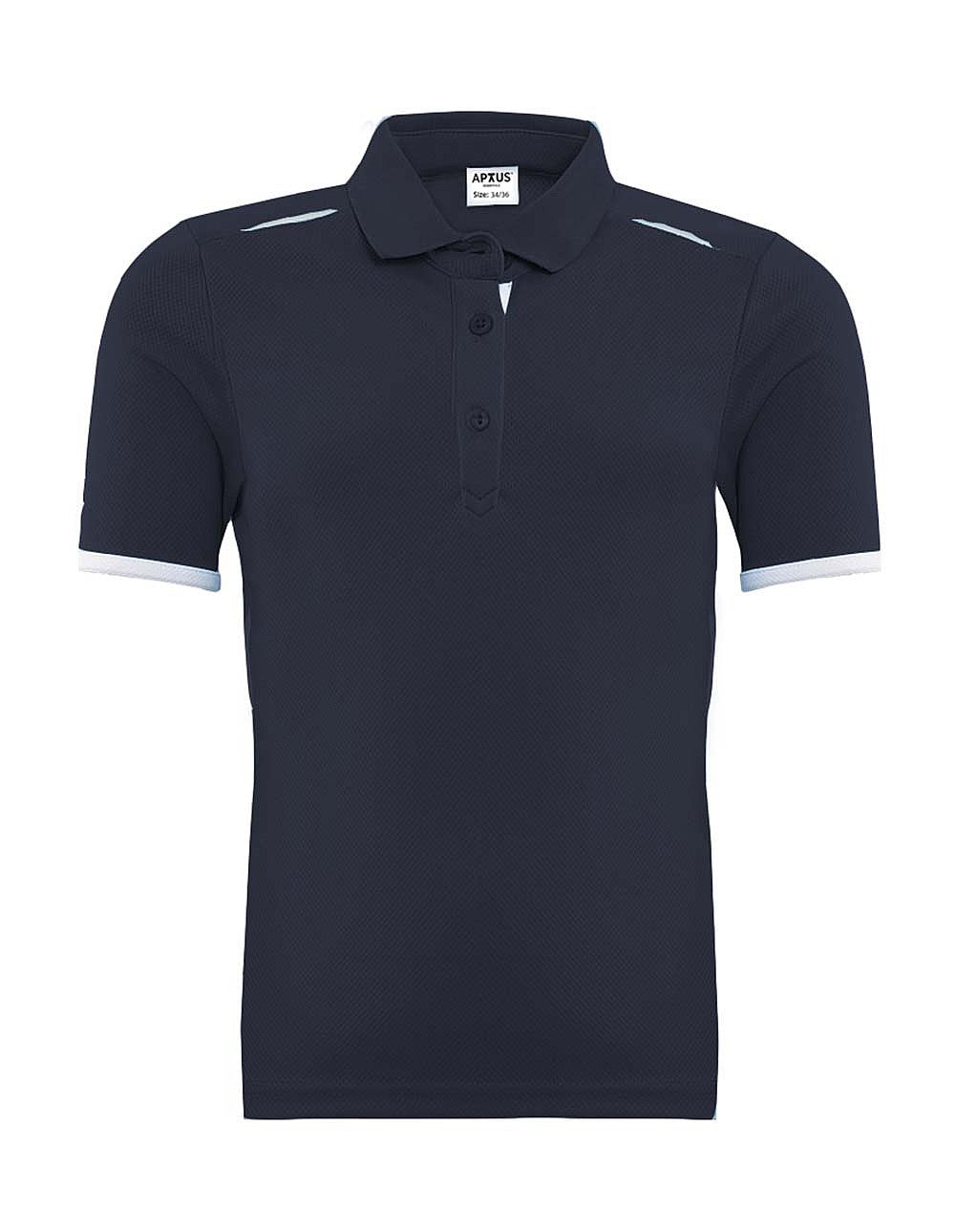Eskdale School Embroidered PE Polo Shirt - Girls