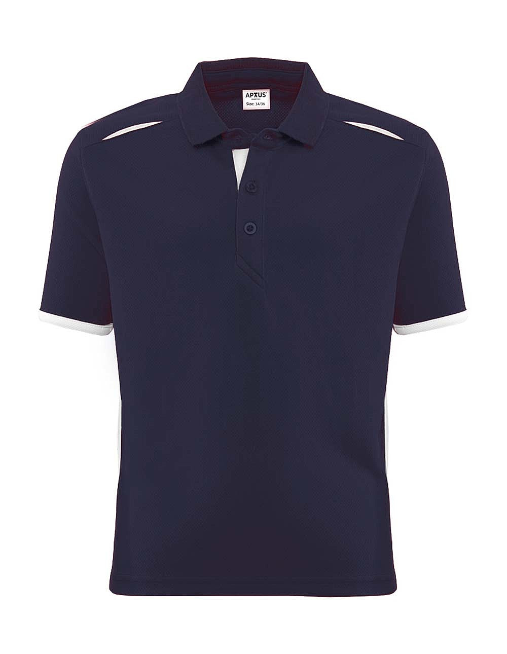 Eskdale School Embroidered PE Polo Shirt - Boys