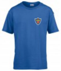 Ruswarp Blue PE T-Shirt