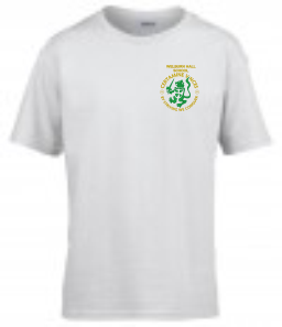 Welburn Hall White PE T-Shirt