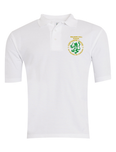 Welburn Hall Polo - White