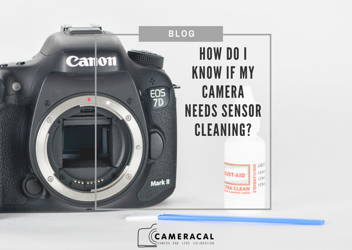How Do I Know if My Sensor Needs Cleaning?