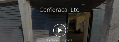 Matterport Virtual tour of Cameracal's Studio