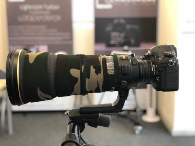 New Nikon D850 and 400mm 2.8 Back Focussing