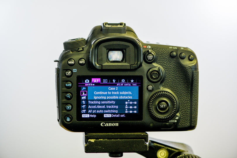 1-2-1 Training - How To Configure Your Camera