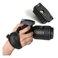 Adjustable Camera Grip