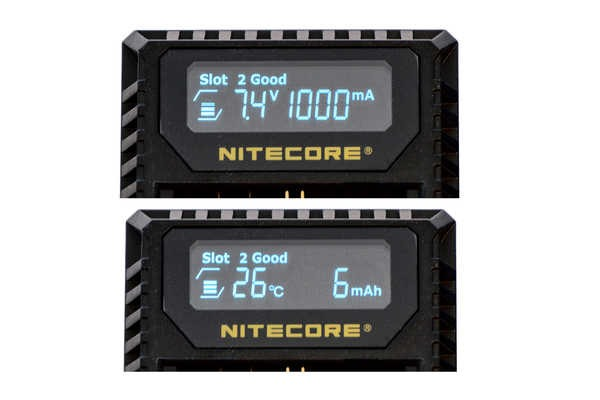 Nitecore Battery Charger Canon