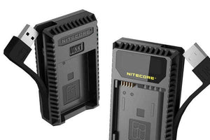 Nitecore Battery Charger Nikon