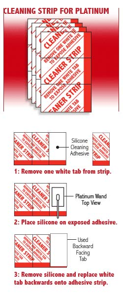 Dust-Aid Cleaning Strips