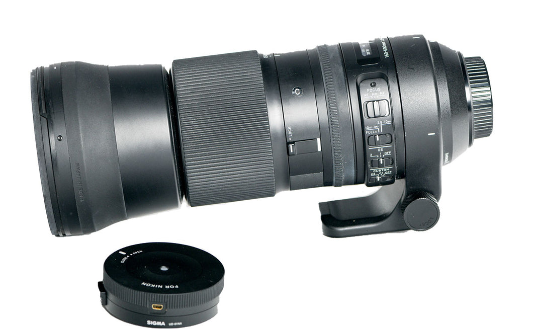 Sigma Lens Calibration - Zoom by Studio Appointment