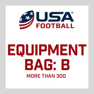 Equipment Bag B (More Than 300)