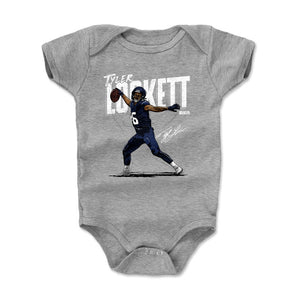 Tyler Lockett Kids Baby Onesie | 500 LEVEL