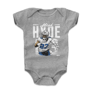 Micah Hyde Kids Baby Onesie | 500 LEVEL