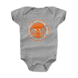 Sequoia National Park Kids Baby Onesie | 500 LEVEL