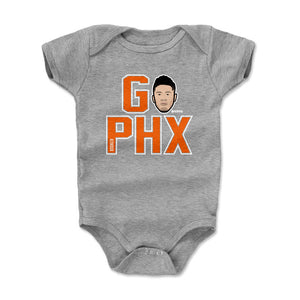 Devin Booker Kids Baby Onesie | 500 LEVEL