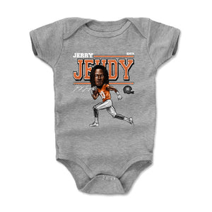 Jerry Jeudy Kids Baby Onesie | 500 LEVEL
