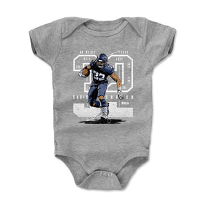 Chris Carson Kids Baby Onesie | 500 LEVEL