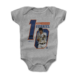 Yuli Gurriel Kids Baby Onesie | 500 LEVEL