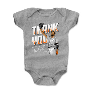 Hunter Pence Kids Baby Onesie | 500 LEVEL